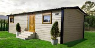 casas prefabricadas en Benecid
