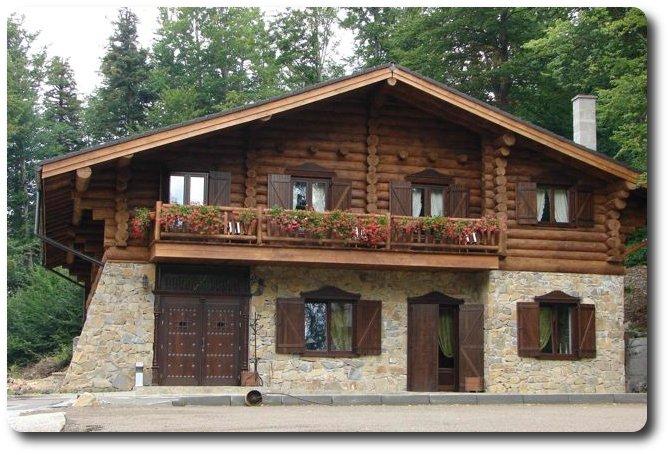casas prefabricadas en Sant Iscle de Vallalta