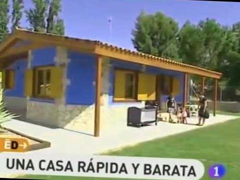 casas prefabricadas en La Perulaca